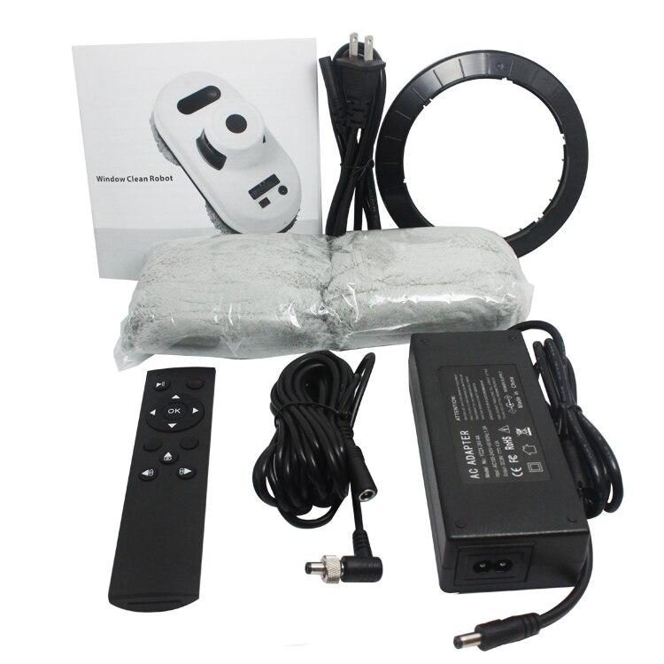 En nøgle start fjernbetjening våd og tør robot vinduesrenser, - Husholdningsapparater - Foto 3