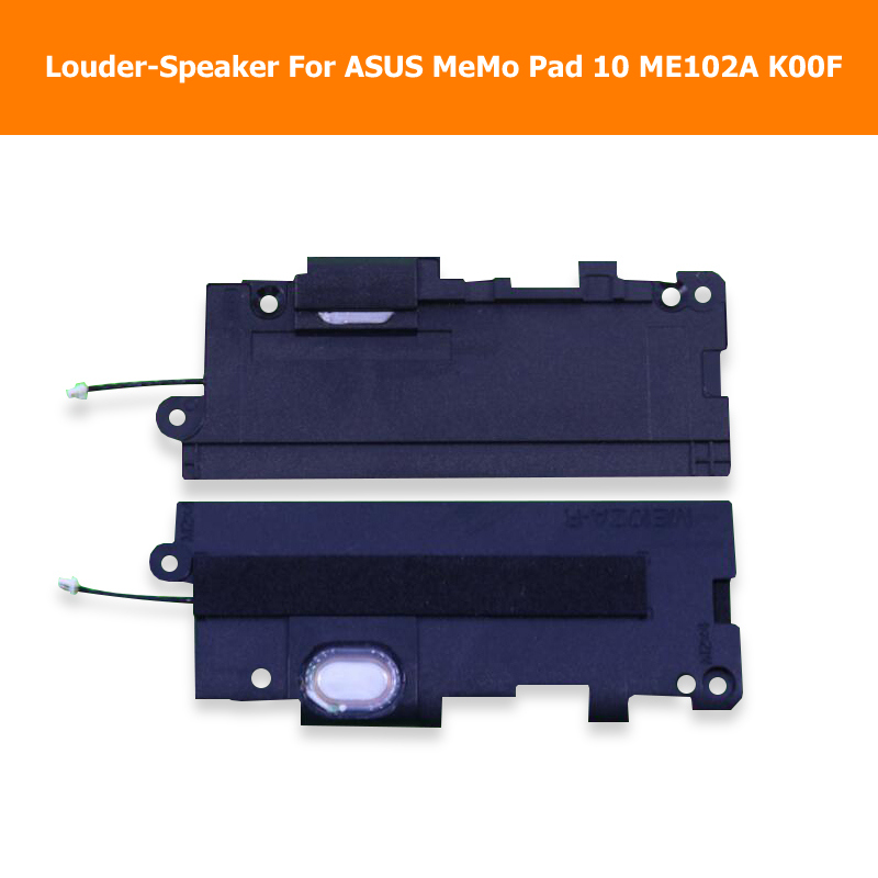 Weeten Genuine Louder Speaker ringer For ASUS MeMo Pad 10 ME102A K00F loudspeaker buzzer flex cable loud ringer replacement