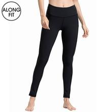 Штаны для йоги с карманами для Для женщин тренировочные Компрессионные спортивные Леггинсы Для Фитнеса Активного колготки спортивной тренажерный зал работает