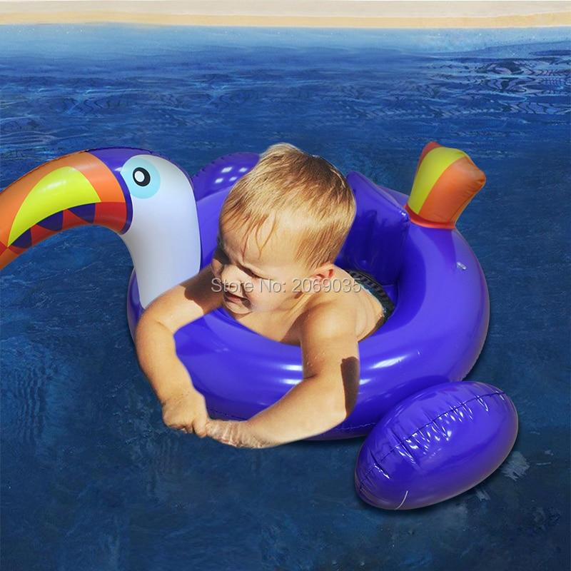 Blue Toucan Baby Float 2018 New Water Safe Seat Beach Балалар - Су спорт түрлері - фото 1