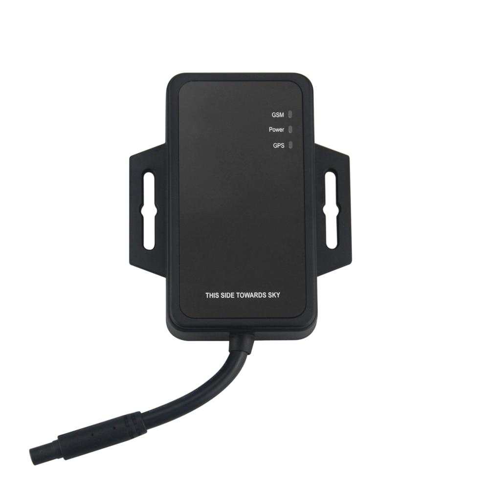 Imperméable Concox Traqueur De GPS De Moto GT08 9-90 V Véhicule Tracker GSM GPS Localisateur Voiture Couper L'huile Alarme de Choc Kilométrage Avec SOS