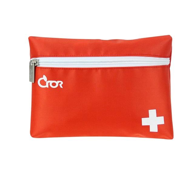 De alta qualidade kit de primeiros socorros saco de emergência portátil Kits com 46 peças de primeiros socorros de emergência