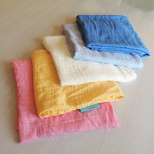 120x120cm/47*47'' Aden Anais Muslin Baby Swaddling Blankets Newborn Infant Bamboo Swaddle Wrap Multifunctional Baby bath towel