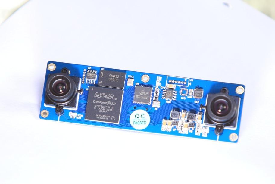 Для интеграции бинокулярной камеры IMU FPGA development board USB2.0