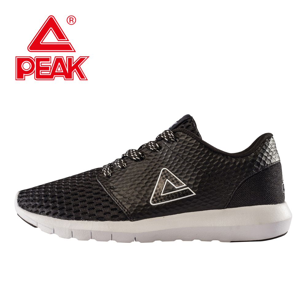 PEAK Women Walking Shoes Lightweight Sports Shoes Outdoor Breathable Sneakers High Quality Walking Sneakers Shoes Running peak sport speed eagle v men basketball shoes cushion 3 revolve tech sneakers breathable damping wear athletic boots eur 40 50
