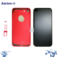 For IPhone 7 7G 4 7 7 Plus 5 5 Housing Battery Cover Door Rear Cover