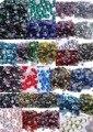 AAAA + Calidad de La Mezcla Colores Cristales Flatback DMC Hot Fix Rhinestones, Accesorios de la Ropa Gris Pegamento. SS6, SS8, ES10, ES16, ES20, SS30