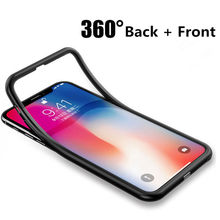 360 Completa Matte Case For Huawei Companheiro 20 Pro Lite P20 P10 Nova 3 3i Fundas TPU Honra 7A 7C 10 8 7X Y3 Y5 Y6 Prime Y7 Y9 2018 Tampa(China)