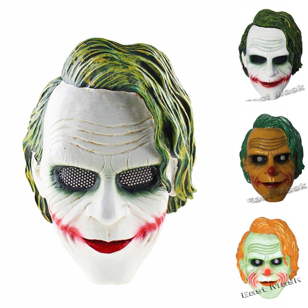 Popular Joker Airsoft Mask-Buy Cheap Joker Airsoft Mask lots from ...