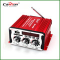 Brand New Car Amplifier AMP 2CH 12V USB Hi-Fi Digital Stereo Amplifier Car/ Motorcycle / Boat /MP3/MP4/CD MA-600 Car Styling
