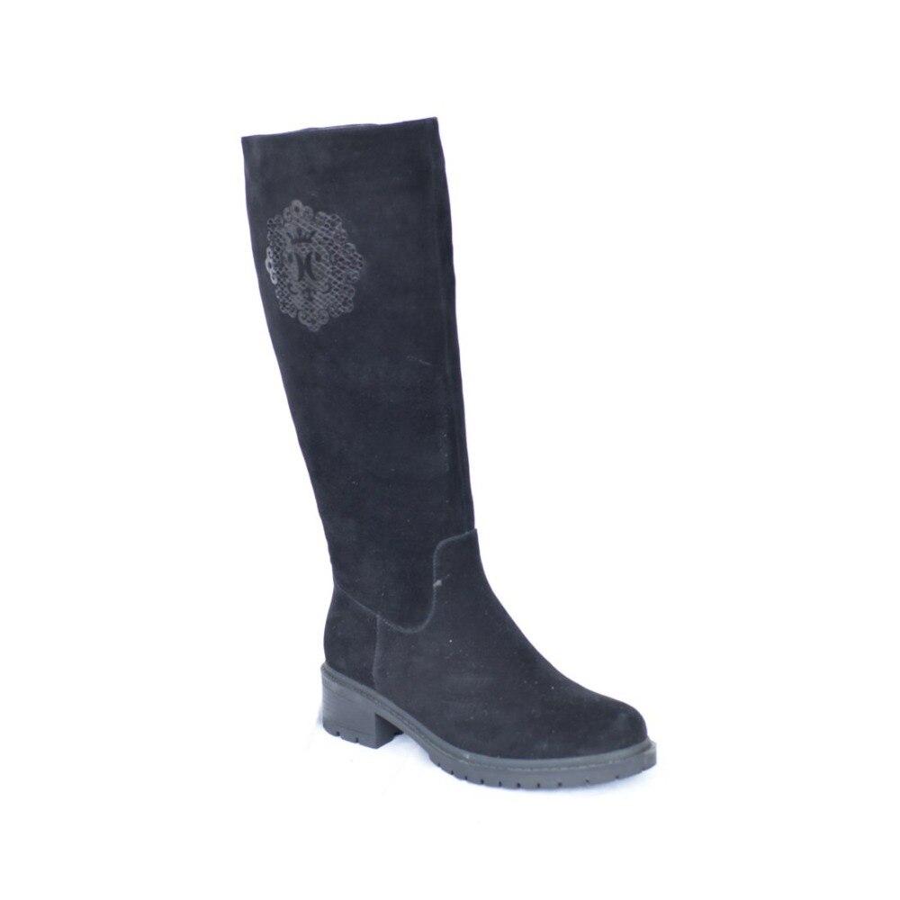 Chaussures La Haute Genou Filles En 2018 Main Cuir Fn30 À Dames Bota Pritivimin Fourrure De Réel Chaud Femmes Hiver Bottes Suédé w8UvwTSq
