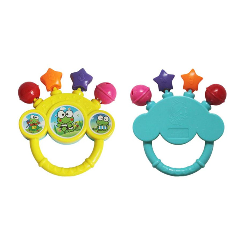 CIKOO Baby Toys oyuncak Bell baby toys 0-12 months brinquedos para as criancas Hand On The Toy Baby Birthday Gift bebek oyuncaP5