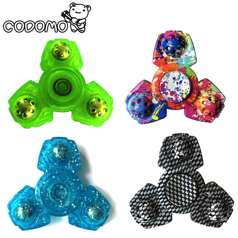 Hand Spinner Fidget Metal Zinc Alloy Toy 2017 New Metal Fidget Spinner Ceramic Bearing Edc Finger