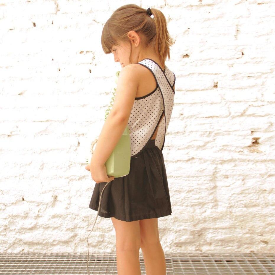 bbc3cca16 Baby Girls Skirts Summer High Waist Black Tutu Skirt Fashion Clothes ...