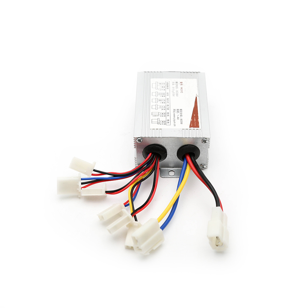 36 V 800 Watt Elektroroller Fahrrad Fahrrad Bürste DC-Motor Drehzahlregler Einfach zu installieren Motor Zubehör