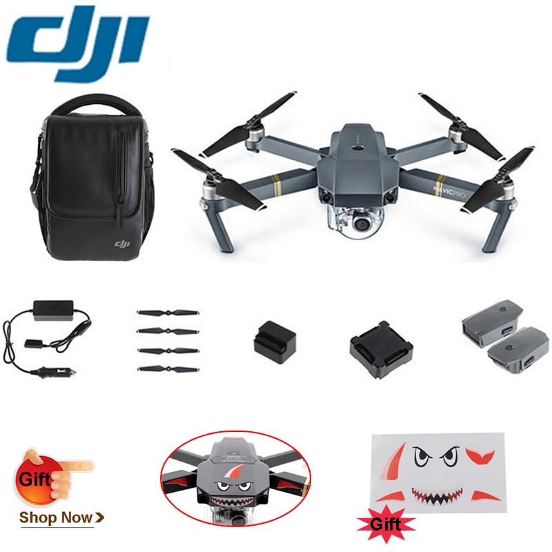 DJI Mavic Pro Drone Mavic Pro Fly combo Drone With 4K HD Camera Folding FPV Drone