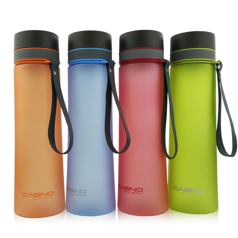 Saját vizes palack sportrázó 1000ml hordozható műanyag - Konyha, étkező és bár