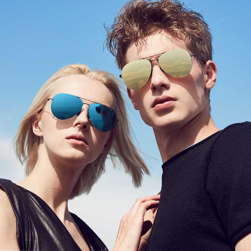 Xiaomi Turok Steinhardt TS Brand Nylon Polarized Stainless Sunglasses Lenses 100% UV-Proof for Outdoor Travel for Man Woman