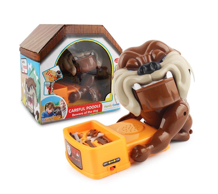 Bulldog mare Crocodilul Rechin Mouth Dentist Bite Finger joc Funny - Produse noi și jucării umoristice