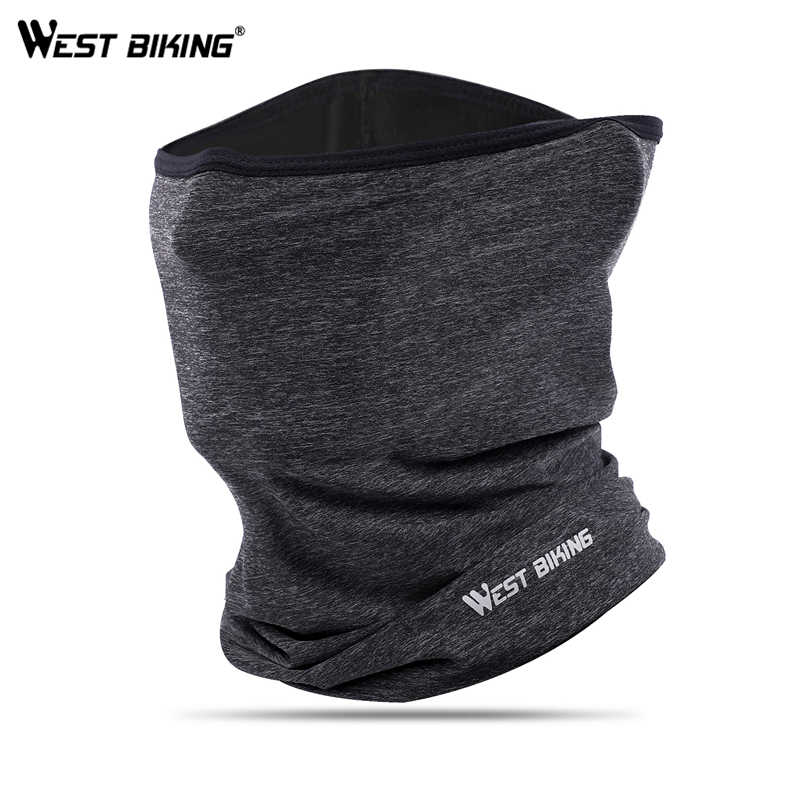 WEST BIKING Summer Cycling Face Mask Ride Running Scarf Anti-UV Headwear Bicycle Bandana Sports Fishing Mask Cover Magic Scarf