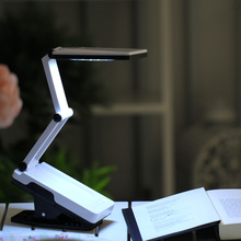 YAGE 3984 book reading light reading lamp led lamp reading books clip light Modern Foldable With 22 LED For Bedroom Charge Lamp