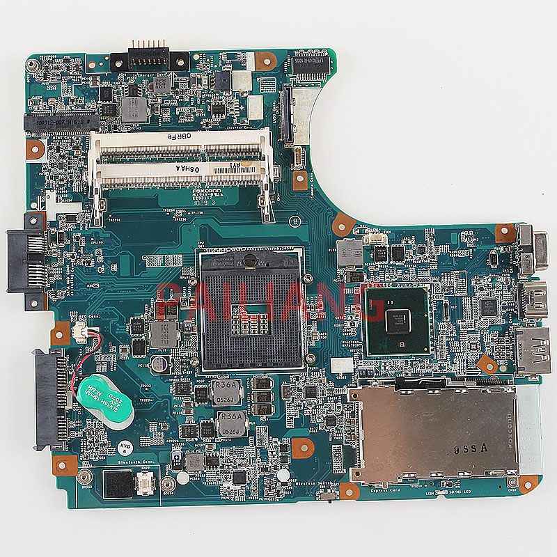 PAILIANG Laptop motherboard for Sony VPCEA PC Mainboard MBX-223 M971 tesed DDR3