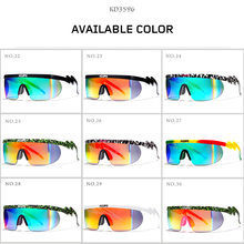 2019 new cycling glasses polarized bike UV400 Travel colorful goggles men and women photochromic