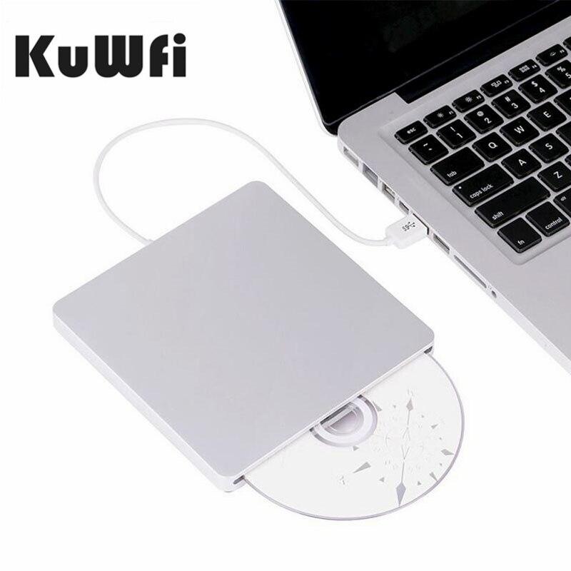 USB 3.0 Externe Lecteur Bluray DVD RW Graveur Écrivain 3D Bleu-ray Combo BD-ROM Lecteur Pour Apple Macbook Pro portable iMac Win7/8/XP