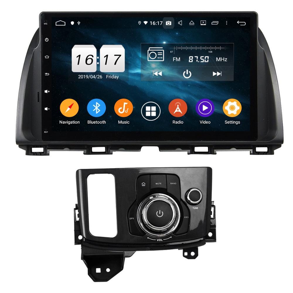 DSP 2din 10.1 Android 9.0 Octa Core Car DVD Player for Mazda CX 5 CX 5 Atenza Stereo Radio GPS WIFI Bluetooth 4.2 4gb+32gb