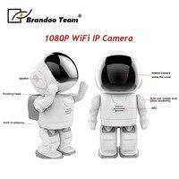 Robot IP Camera HD WIFI Baby Monitor security CCTV WIFI cam