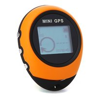 AUTO TOMTOP Mini Handheld GPS Navigation For Outdoor Sport Travel