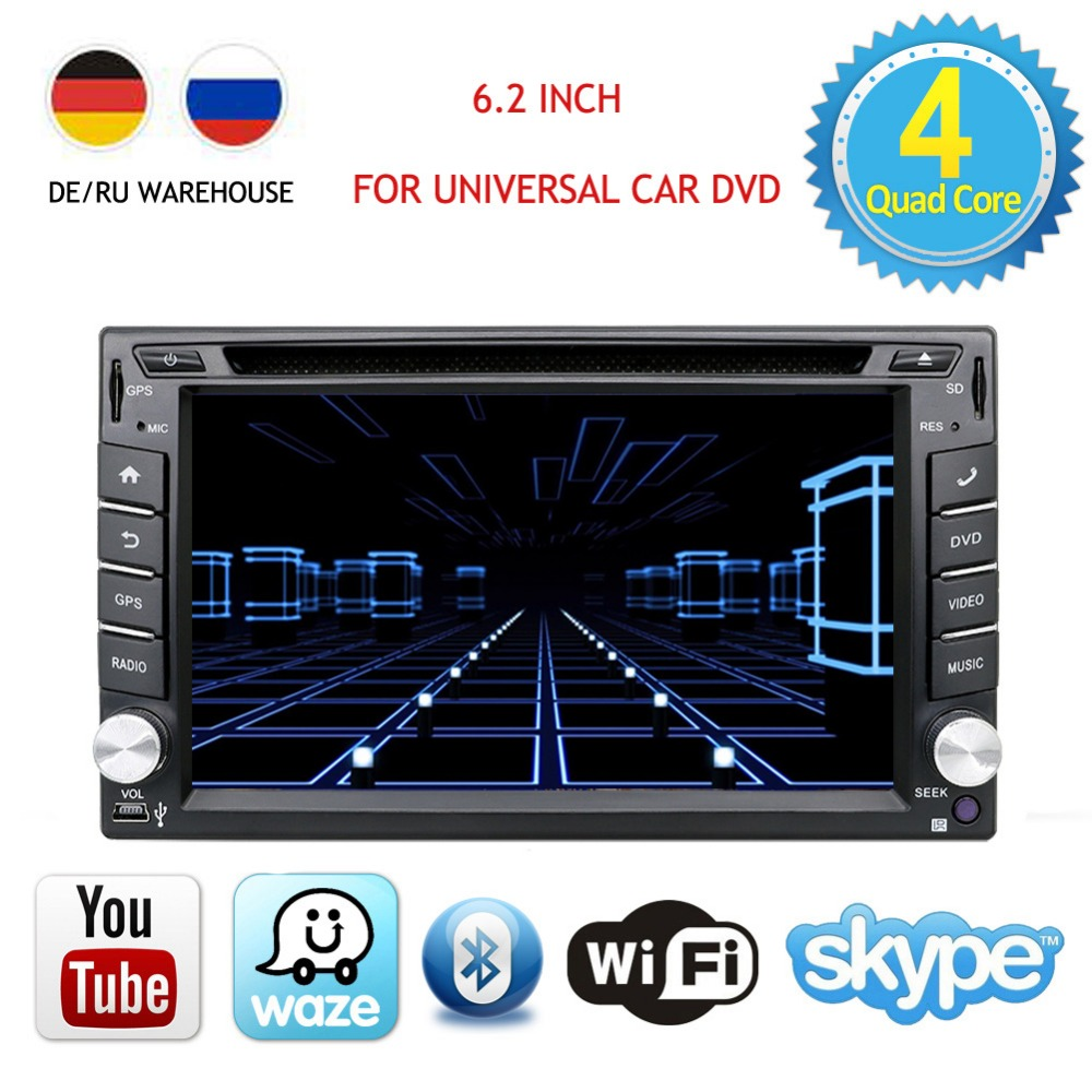 Quad Core car dvd 2 Din Android 8.0 Fit NISSAN QASHQAI Tiida Car Audio Stereo Radio GPS TV 3G WiFi dvd automotivo Universal DDR3
