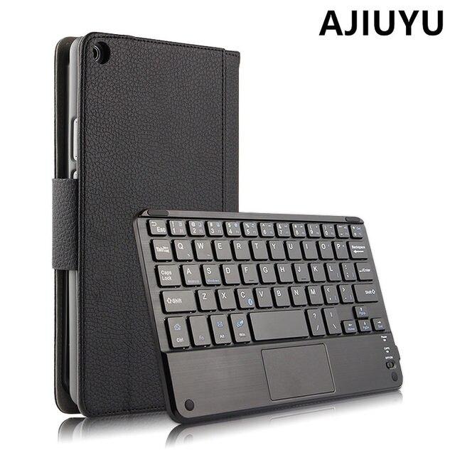 custodia con tastiera tablet huawei t3
