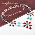 Free Shipping Fashion Necklace For Women 2016 Choker Necklace Men Jewelry Collar Statement Accessories Necklace Chain