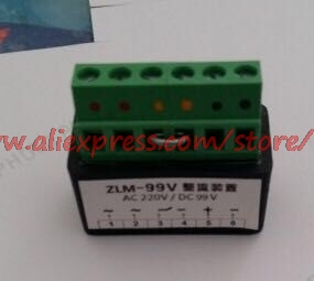 Free Shipping    ZLM-99V Elevator Professional Rectifier Module Rectifier Rectifying Device