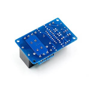 Image 5 - Защитная плата для динамика, компонент аудиоусилителя, DIY задержка загрузки DC Protect DIY Kit для стереоусилителя, двойной