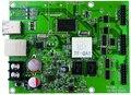 Бесплатная доставка LongGreat TF-QA1 usb-диск + Ethernet Портов полноцветный СВЕТОДИОДНЫЙ Дисплей Контроллера с 3x HUB75 Выходы Поддержка