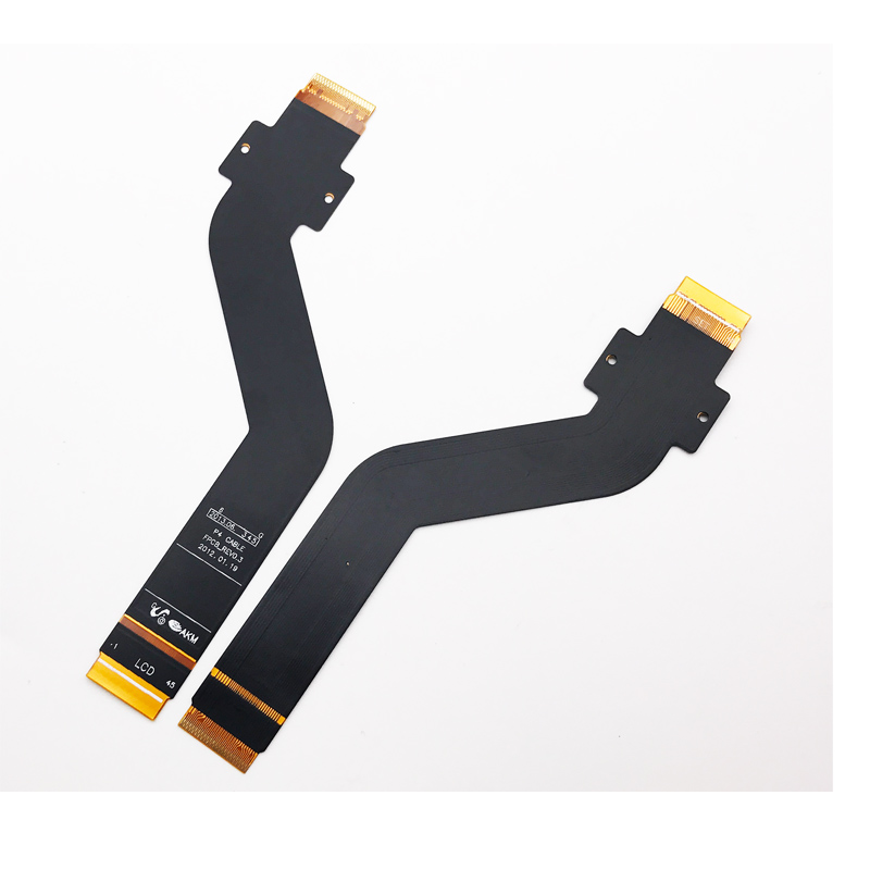New LCD Display Connector Flex Cable For Samsung Galaxy Note 10.1 N8000 P7500 Tab 2 10.1 GT-P5110 P5100 LCD Connect Motherboard
