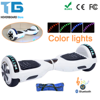 UK Warehouse Electric Self Balancing Scooter Hoverboard Electric Unicycle Skateboard Kick Transport Bag Scooter Board E