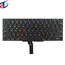 "5pcs/lot 11″ US Keyboard For Macbook Air A1370 A1465 11"" MC968 MC969 MD223 MD224 keyboard without backlight 2011-2015"