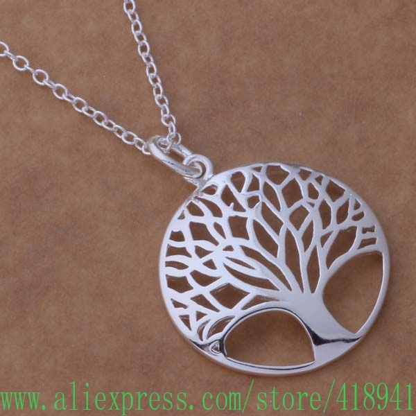 Free Shipping silver plated pendants, New Brand Design silver plated pendants fa