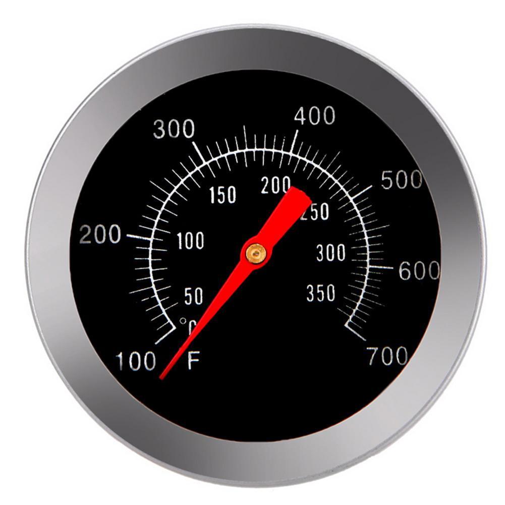 Thermomètre en acier inoxydable 100-350 Celsius pour Barbecue et four de cuisson