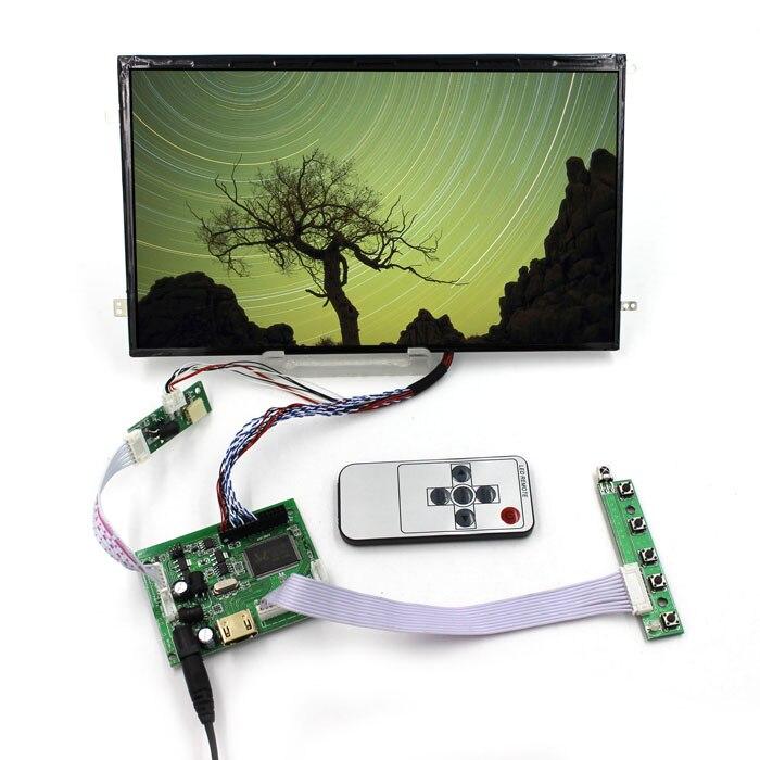 HDMI LCD Controller Board with 10 1inch B101XAN01 2 1366x768 AHVA LCD panel