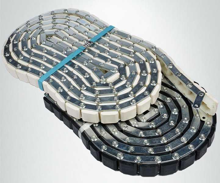 Конвейерная лента для китайская машина для обработки края стекла, Стекло пространство частей цепи