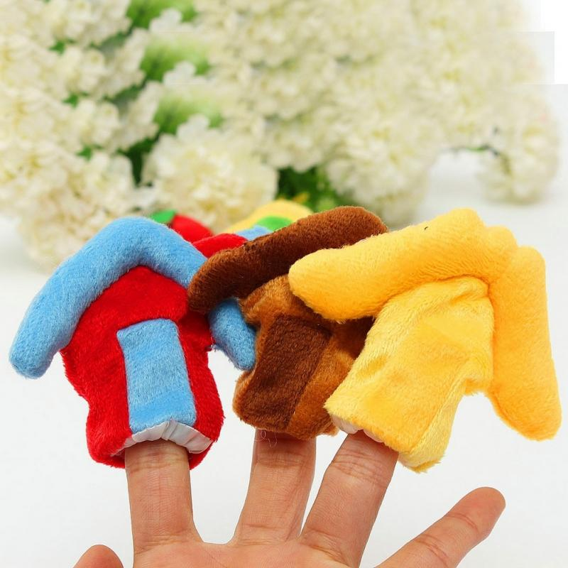 8pcsSet-Animal-Finger-Puppet-Plush-Toys-Cartoon-Lovely-Child-Baby-Favor-Doll-Kids-Gifts-Free-shipping-3