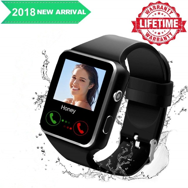 2018 Top Bluetooth Android Smart Watch Touch Screen Sleep Monitor Smartwat  for Children Kids Men Women Best Quality Smat Watch ee3c10428