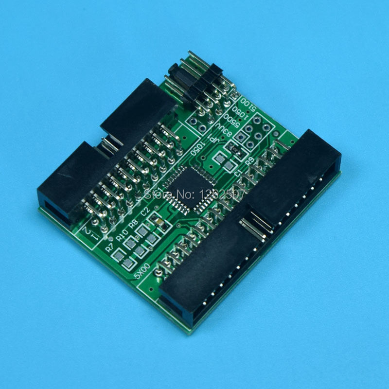 80 Chip decoder For HP Designjet 1050 1055 1050ps printer chip decoder For HP 80 Permanent chip decoder Free shipping