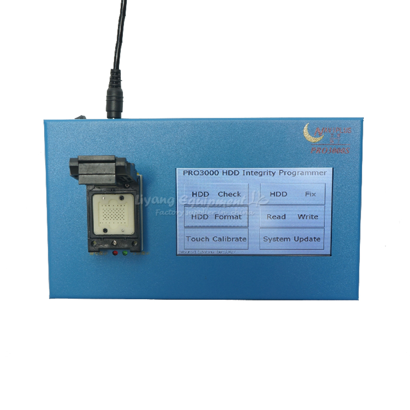 цены Intelligent mobile phone hard disk repairing machine HDD tester for 32 bit and 64 bit devices M10108