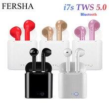 I7s TWS Bluetooth earphone Wireless headphones Sports headphones