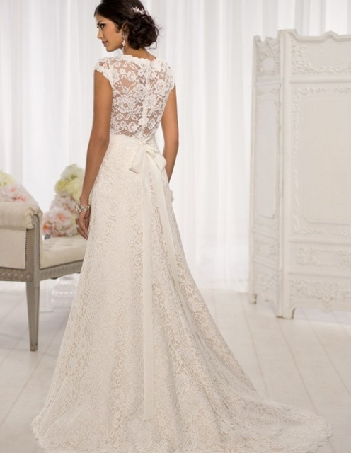 Emejing Romantic Lace Wedding Dress Ideas Styles Ideas 2018 - Romantic Lace Wedding Dress